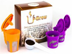U-Brew Gift Set Giveaway ends 02/10 ⋆ IMHO Views, Reviews and Giveaways