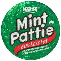 Mint Pattie A Definitive Ranking Of Australian Lollies And Chocolates 90s Childhood, My Childhood Memories, Memory Books, My Memory, Australian Icons, Australian Candy, Friends Cake, I Remember When, The Good Old Days