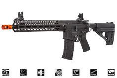 VFC Full Metal VR16 Saber Carbine M-LOK AEG Airsoft Gun (BLK)