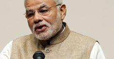 India PM announces overhaul of archaic labor laws