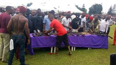 Three thousand cultists in Rivers State embrace Amnesty