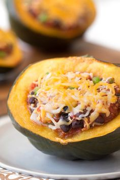 ... Stuffed Acorn Squash & Spinach Feta Stuffed Zucchini… from Hungry