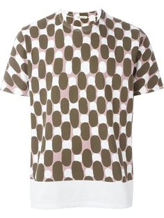 MARNI Dotted T-Shirt. #marni #cloth #t-shirt