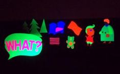 Steal This Story Time: Glow in the Dark | The New York Public Library
