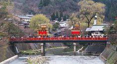 Takayama old village