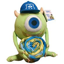 Disney Pixar Monsters University Hugger and Throw - Mike All Toys, Toys R Us, Monsters University, Winnie The Pooh Pictures, Babies R Us, Disney Merchandise, Holiday Wishes, Kids Store, Learning Games