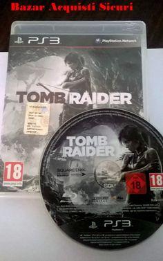VIDEOGIOCO PS3 TOMB RAIDER