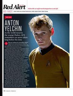 Anton Yelchin Online (@AYelchinOnline) | Twitter
