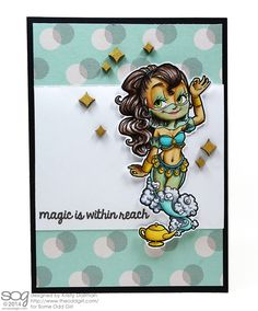 Magic is Within Reach with Genie Gwen   http://www.theoddgirl.com/2014/03/magic-is-within-reach-with-genie-gwen/