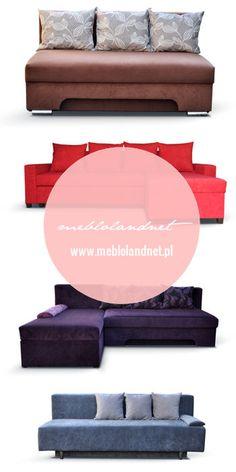 Kanapy,sofy w różnych tkaninach meblowych