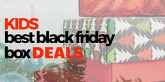 Check out this list of top picks of the best subscription box deals for kids for Black Friday 2016!     Best Black Friday 2016 Subscription Box Deals for Kids! →  http://hellosubscription.com/2016/11/best-black-friday-2016-subscription-box-deals-kids/   #subscriptionbox
