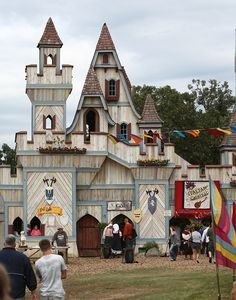 Renaissance Festival in Minnesota    My son performed at this festival for several years in the 1990's.