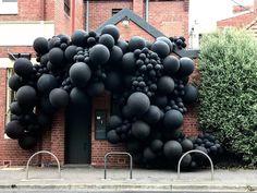 """33 mentions J'aime, 4 commentaires - Itsadylander (@itsadylander) sur Instagram : """"#Collingwood #BlackBalloons"""""""