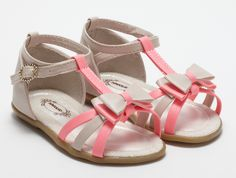 Pretty sandals for your girl!