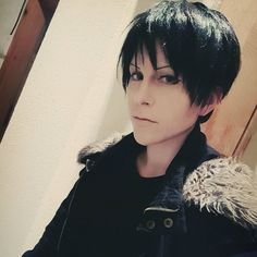 AAHN one more day till FBM weekend I'm too excited! (gonna meet some cute potatoes-) Also our plans for Sunday changed since it's cold as fuck ;//; We'll be doing Durarara ____ fall is shit ;; as soon as you finish the make up it's already dark outside-    Tags #cosplay #cosplayer #costest #crossplay #crossplayer #makeup #cosplaymakeup #makeuptest #malemakeup #boy #anime #manga #durarara #drrr #izaya #izayadurarara #izayacosplay #seeya #im #so #excited #andijustcanthideit #yaaaay #fbm…