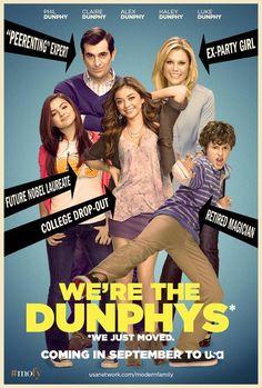 meet The Dunphys. Modern Family Memes, Morden Family, Family Tv, Adams Family, Family Humor, Phil Dunphy, Netflix, The Mindy Project, Tribute