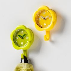 Hodinky do kúpeľne Magnets, Clock, Wall, Home Decor, Watch, Decoration Home, Room Decor, Clocks, Walls