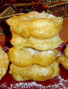 Another Bulgarian Doughnut: Мекици (Mekitsi) Street cakes  I think I'm ready to go now