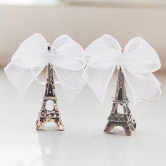 really cute mini eiffel towers #Paris #France