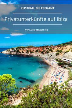Die Balearen sind einfach immer wieder eine Reise wert. Wen es diesen Urlaub auf die wunderschöne Insel Ibiza verschlägt, der sollte sich diese traumhaften Privatunterkünfte unbedingt mal genauer ansehen.