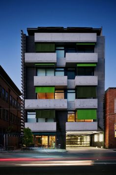 This week's leftovers include this cool industrial apartment building in Australia. | japanesetrash.com