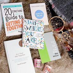 I think I've got plenty of self-help / mindfulness books for 2017