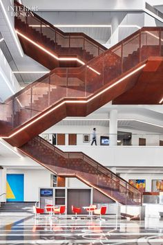 Gensler Earns Top Marks for Its Artful Business School at the University of Kansas