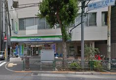 Musn't forget the Family Mart on the corner near the hotel. If you go to Japan be sure to visit Family Mart