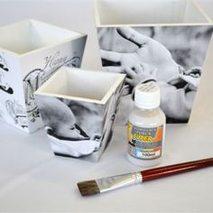 Dia das Mães – Técnica para transferir fotos (PAP) Mais Decoupage, Simple Gifts, Last Minute Gifts, Diy Projects To Try, Spice Things Up, Diy Home Decor, Diy And Crafts, Favors, Scrap