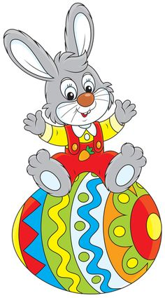 Easter bunny with Easter eggs [преобразованный] - Copy - Copy - Copy Big Easter Eggs, Easter Peeps, Easter Art, Easter Crafts, Happy Easter, Easter Bunny, Easter Songs, Ostern Wallpaper, Rabbit Colors