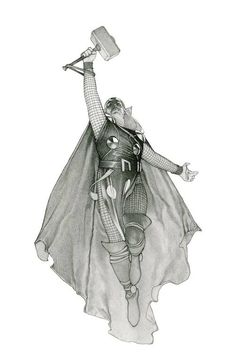 Thor by Travis Charest *