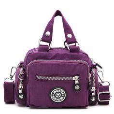 Nylon Lighweight Waterproof Tote Handbags Outdoor Travel Shoulder Bags Crossbody Bags 10 Colors //Price: $41.90 & FREE Shipping //     #women watch  #Legging  #Jewelry  #Dresses  #Ring  #Yoga Pants