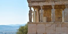 Its All Bee: Exploring Athens Pt 2 | The Acropolis (The High City)