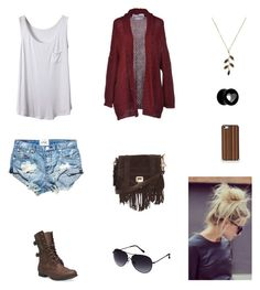 """""""Untitled #79"""" by laurenmacey ❤ liked on Polyvore featuring One Teaspoon, FourMinds, Wet Seal, Kenneth Cole Reaction, Proenza Schouler and Paul Smith"""