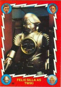 Buck Rogers in the 25th Century Topps Trading Card #86