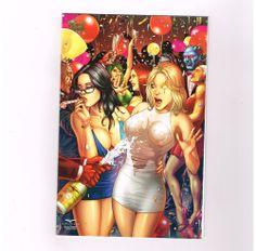 ROBYN HOOD #4 Ltd to 500 Zenescope New Years exclusive by Spay & Nunes! NM http://r.ebay.com/tJbq1E