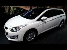 2014 Hyundai i40 Sport Wagon Diesel - Exterior and Interior Walkaround - 2013 Frankfurt Motor Show
