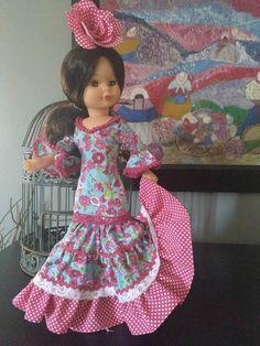 Barbie, Cute Dolls, American Girl, Doll Clothes, Summer Dresses, Folklore, Virginia, Crochet, Vintage