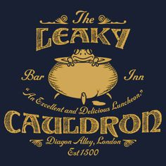 Harry Potter - Leaky Cauldron