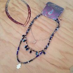 Ostinatta - Collar Blue - comprar online