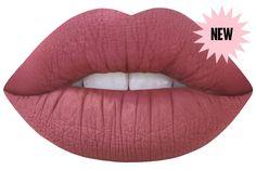 Velvetines Matte Liquid Lipstick - Lime Crime - SASHA