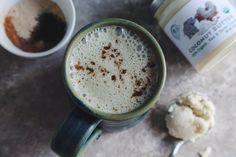 herbal adaptogen latte recipe