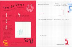Spirolateral Math Doodles: Interrupt your regular math programming to try this fantastic math doodling investigation...