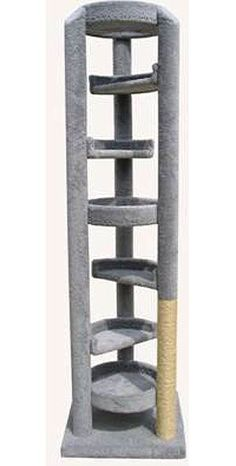 The elevator cat gym by 7th heaven cat furniture