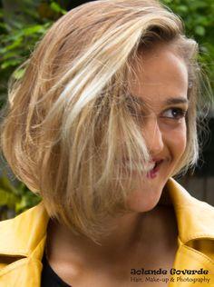 Haarkleuring door Jolande Goverde