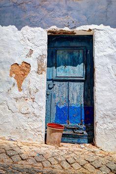 Heart Shaped Decay, Algarve, Portugal