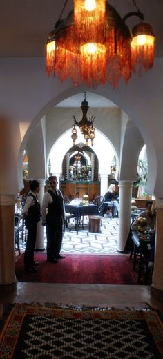 ~Rick's cafe is where the 1942 film, Casablanca was filmed in Morocco  | House of Beccaria#