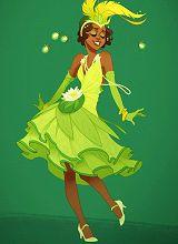 Historical Disney Princesses by Shoomlah