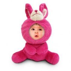 MyBuddies Fotopuppen... Pink Bunny