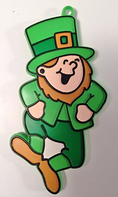 Hallmark St Patricks Day LEPRECHAUN Cookie Cutter Decorative Painted St Pats Vintage 1979 ** Be sure to check out this awesome product.(This is an Amazon affiliate link and I receive a commission for the sales)